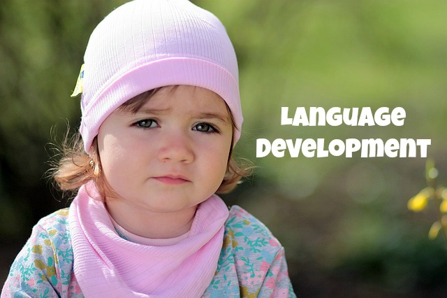 help with speech and language development