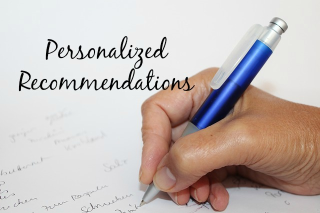 Personalized Recommendations for Speech and Language Development